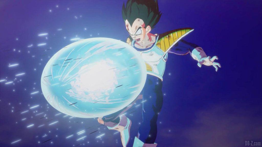 DBZ Kakarot Goku vs vegeta 41