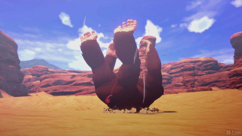 DBZ Kakarot Goku vs vegeta 49