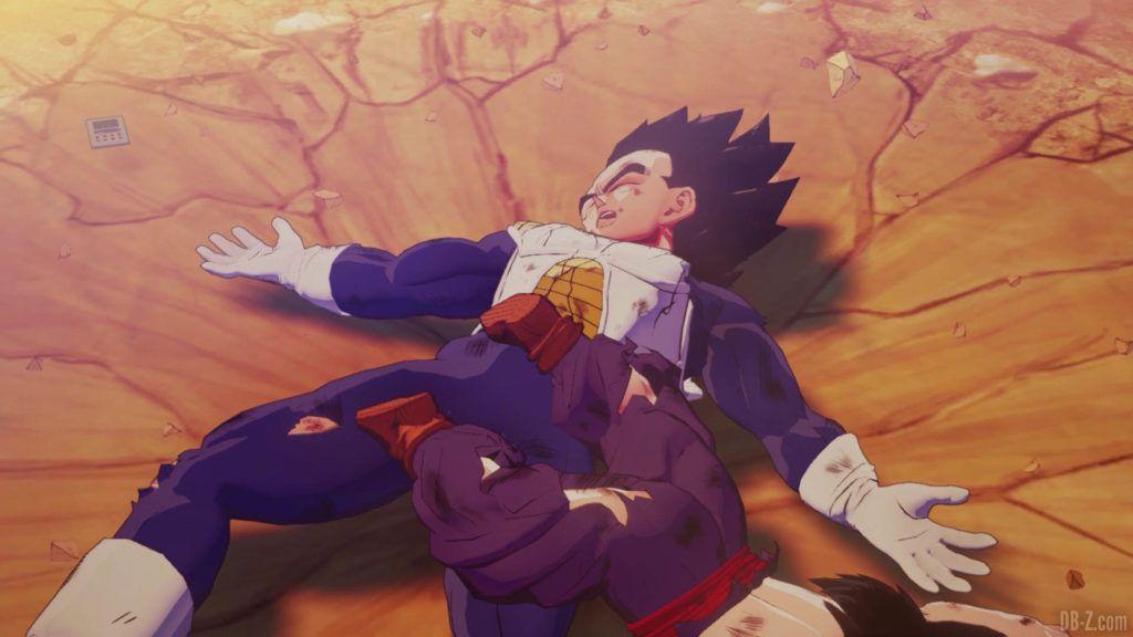 DBZ Kakarot Goku vs vegeta 52