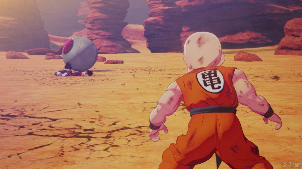 DBZ Kakarot Goku vs vegeta 53