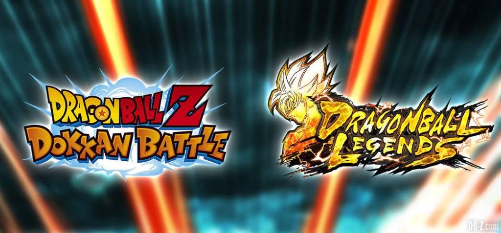 Dokkan Battle Dragon Ball Legends