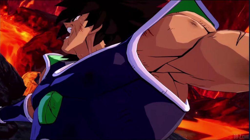 Dragon Ball FighterZ Dramatic Finish Gogeta SSGSS vs Broly DBS 01