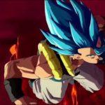 Dragon Ball FighterZ Dramatic Finish Gogeta SSGSS vs Broly DBS 12