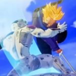 Dragon Ball Z Kakarot Gameplay Trunks du Future