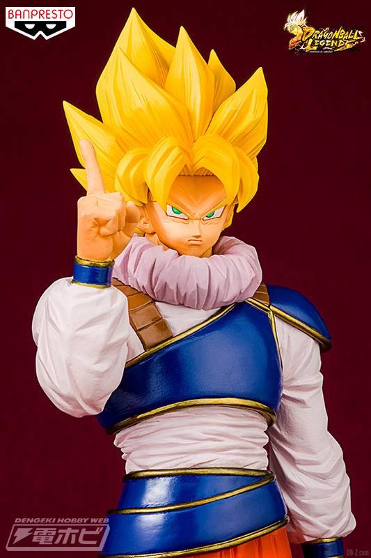 Figurine Son Goku Yardrat Dragon Ball Legends 1