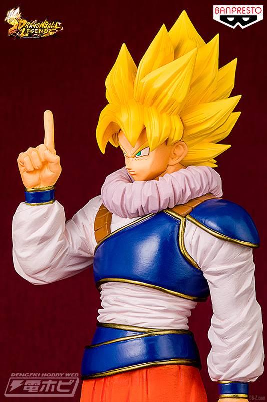Figurine Son Goku Yardrat Dragon Ball Legends 2