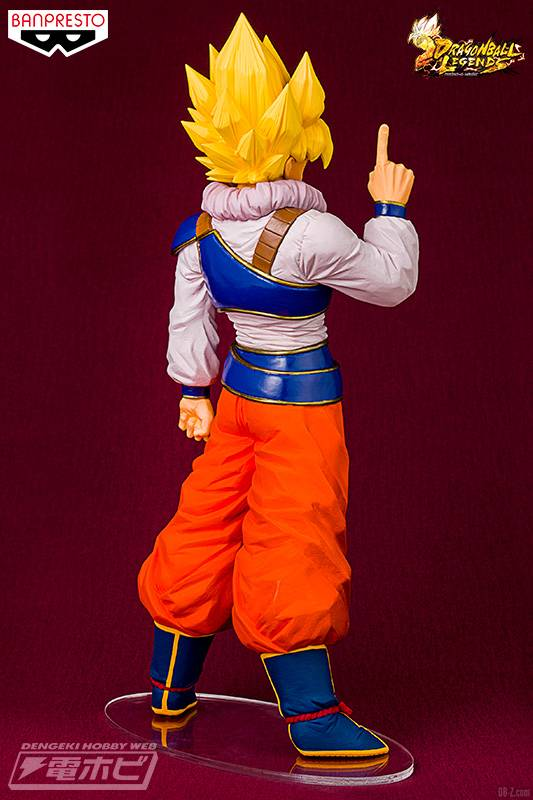 Figurine Son Goku Yardrat Dragon Ball Legends 3