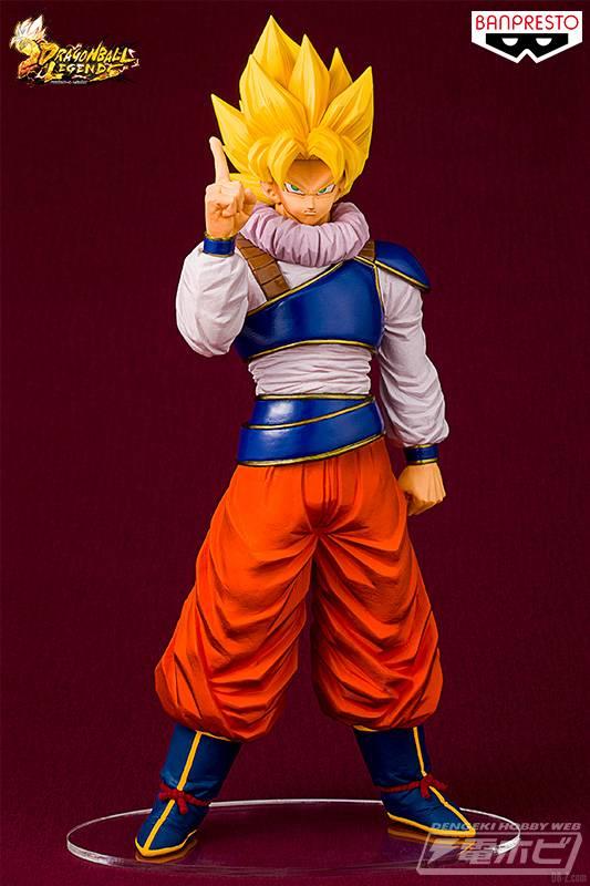 Figurine Son Goku Yardrat Dragon Ball Legends 4