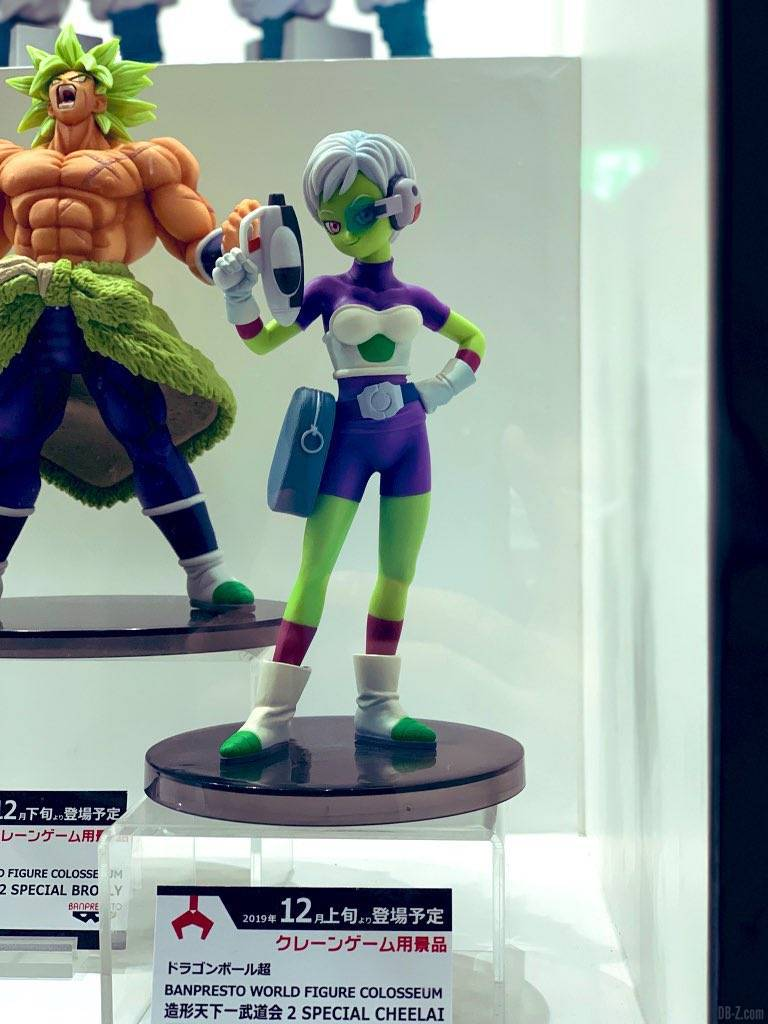 Figurines Dragon Ball à venir 2 Jump Festa 2020