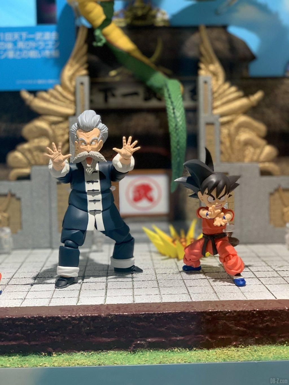 Figurines Dragon Ball à venir 5 Jump Festa 2020