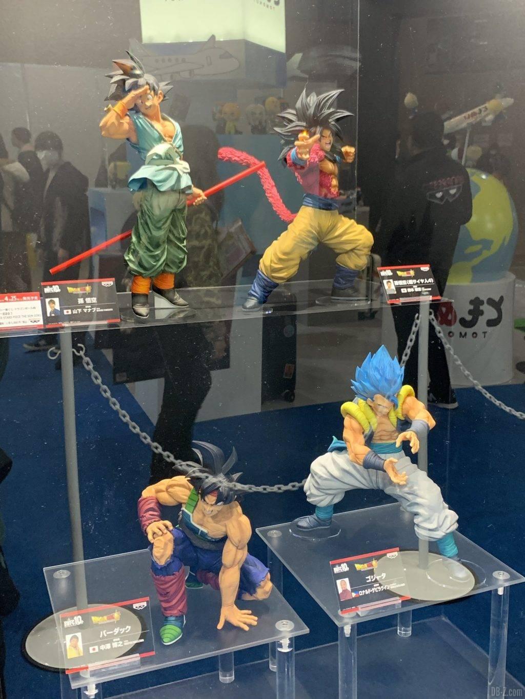 Figurines Dragon Ball à venir Jump Festa 2020