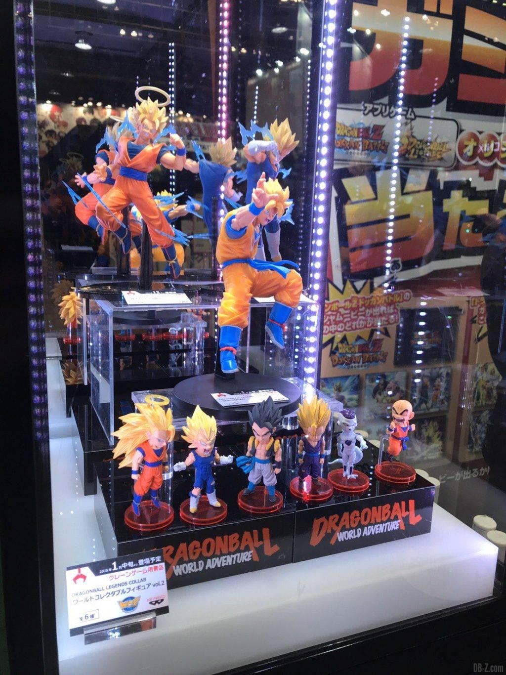 Figurines Dragon Ball Jump Festa 2020