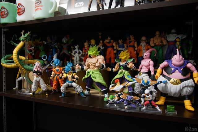 Figurines Dragon Ball de Toyotaro