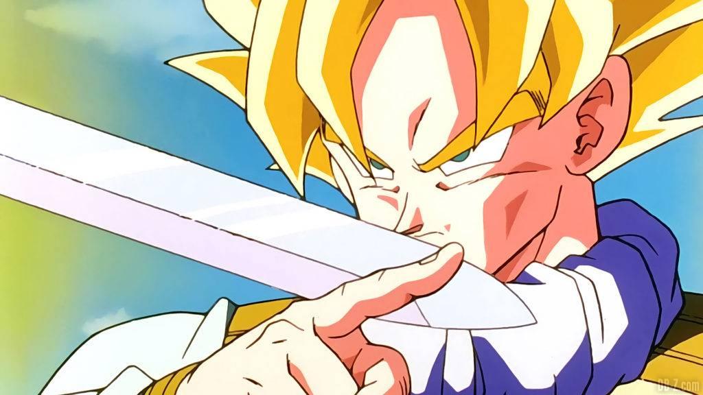 Goku Yardrat vs Trunks