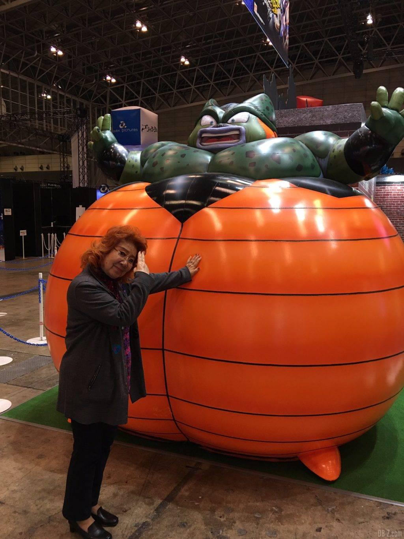 Le sacrifice de Masako Nozawa Jump Festa 2020