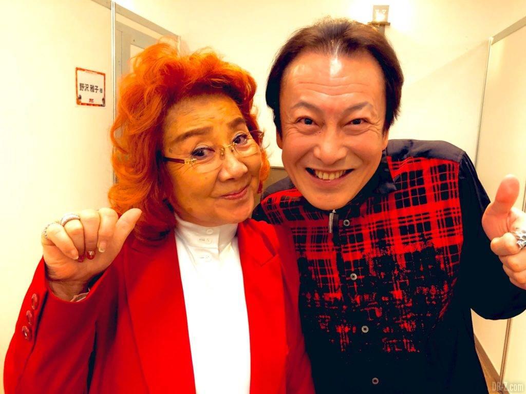Masako Nozawa Ryo Horikawa Jump Festa 2020