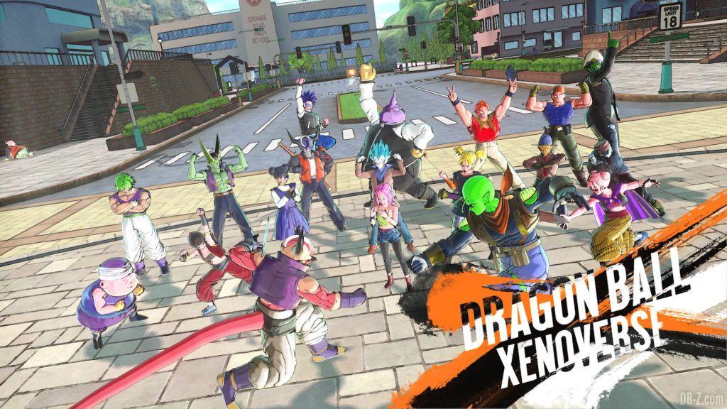 Mise à jour gratuite Xenoverse 2 06