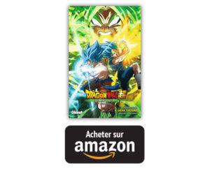 Precommande amazon anime comics dbs broly