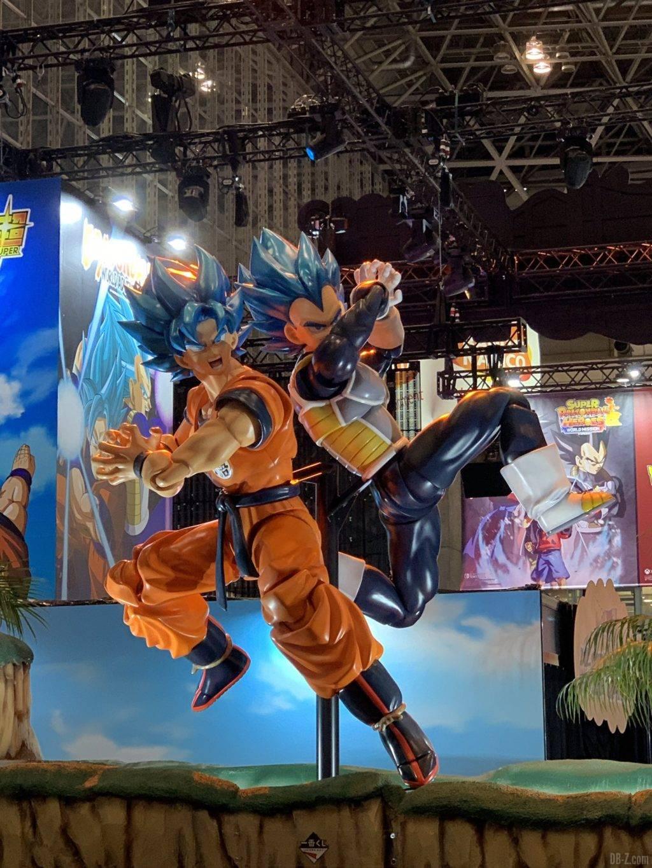SHFiguarts géantes Jump Festa 2020