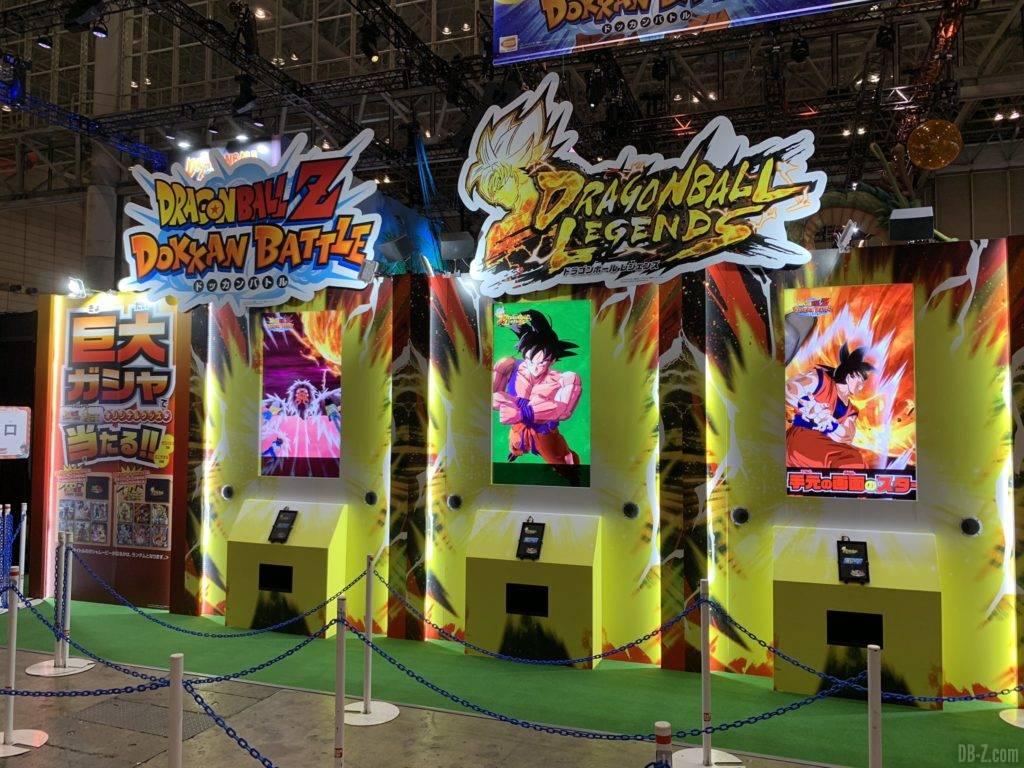 Stand Dokkan Battle Dragon Ball Legends