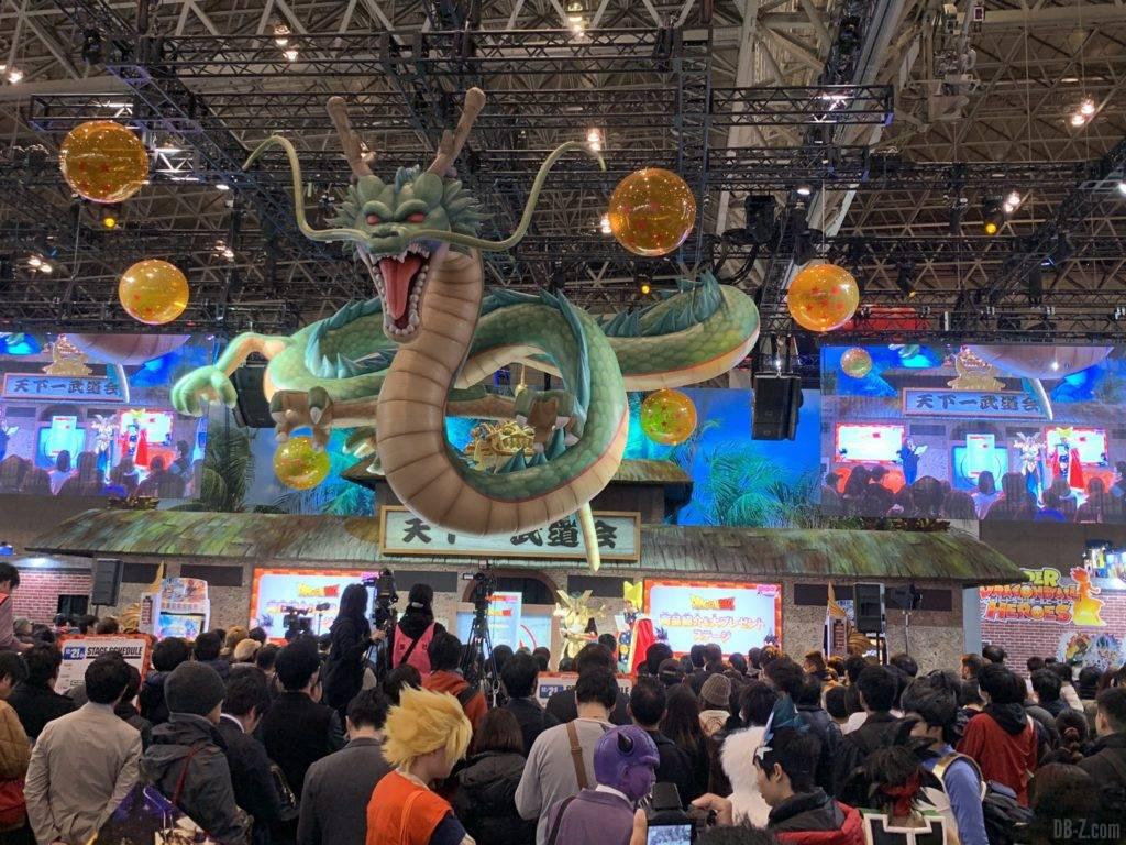 Stand Dragon Ball Jump Festa 2020