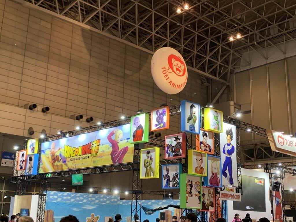 Stand Toei Animation Jump Festa 2020