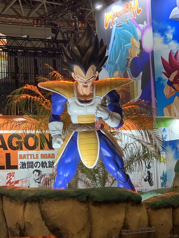 Statue de Vegeta Jump Festa 2020