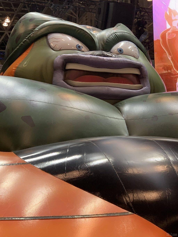 Statue de lautodestruction de Cell Jump Festa 2020