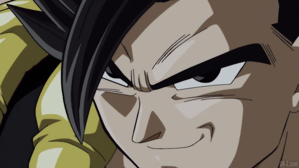 Super Dragon Ball Heroes Episode 18 Gogeta