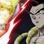 Super Dragon Ball Heroes Episode 18 Gogeta vs Hearts