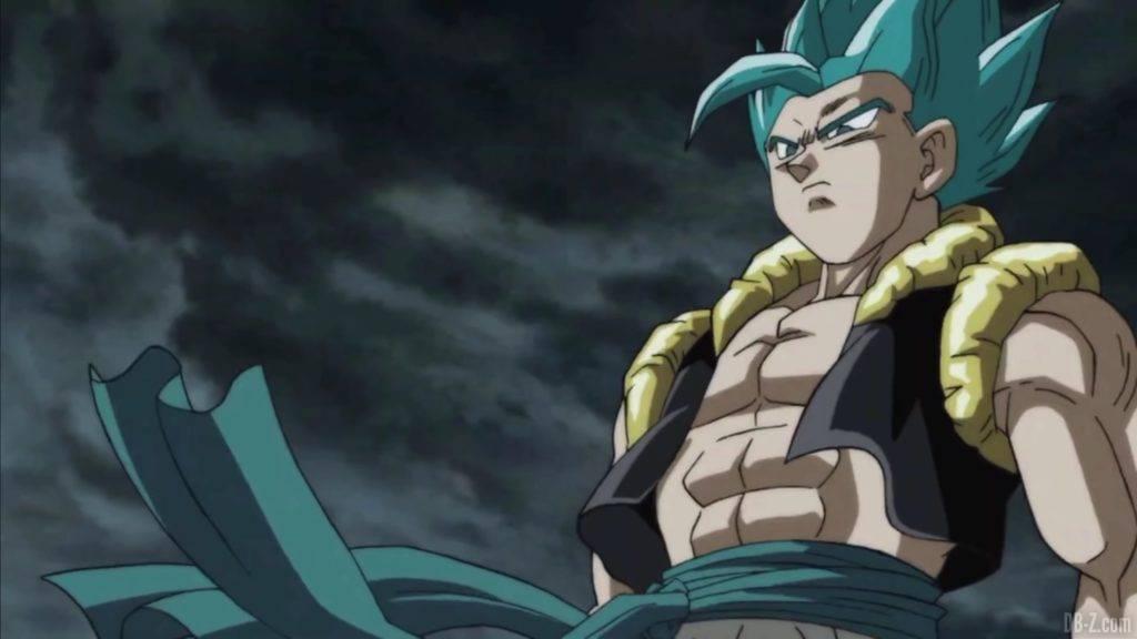 Super Dragon Ball Heroes Episode 18 Hearts vs Gogeta 11