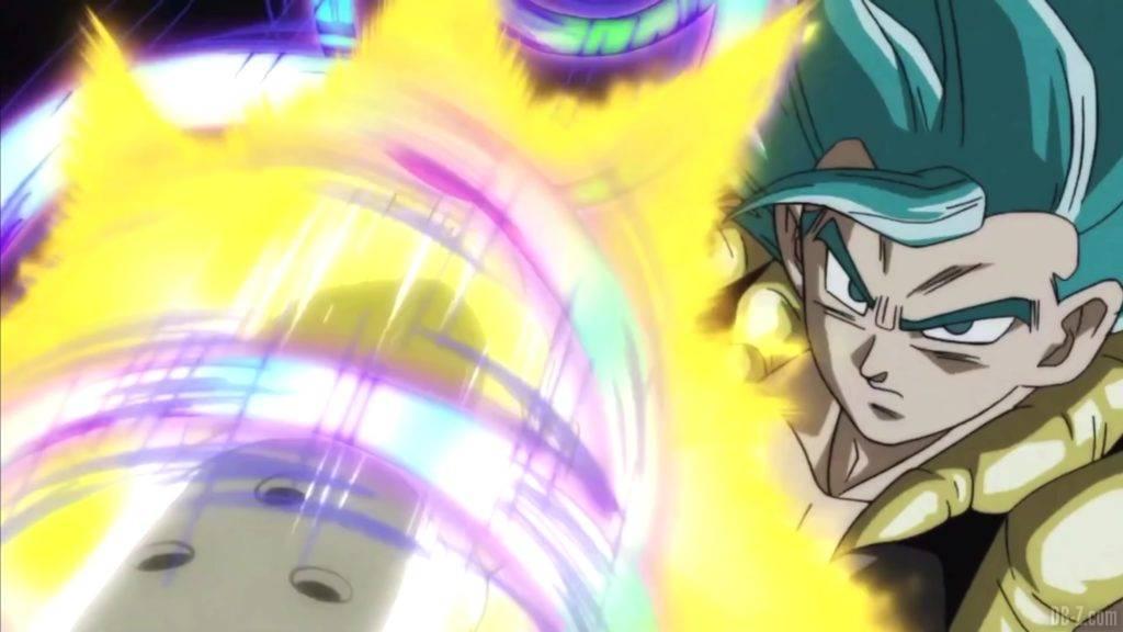 Super Dragon Ball Heroes Episode 18 Hearts vs Gogeta 15