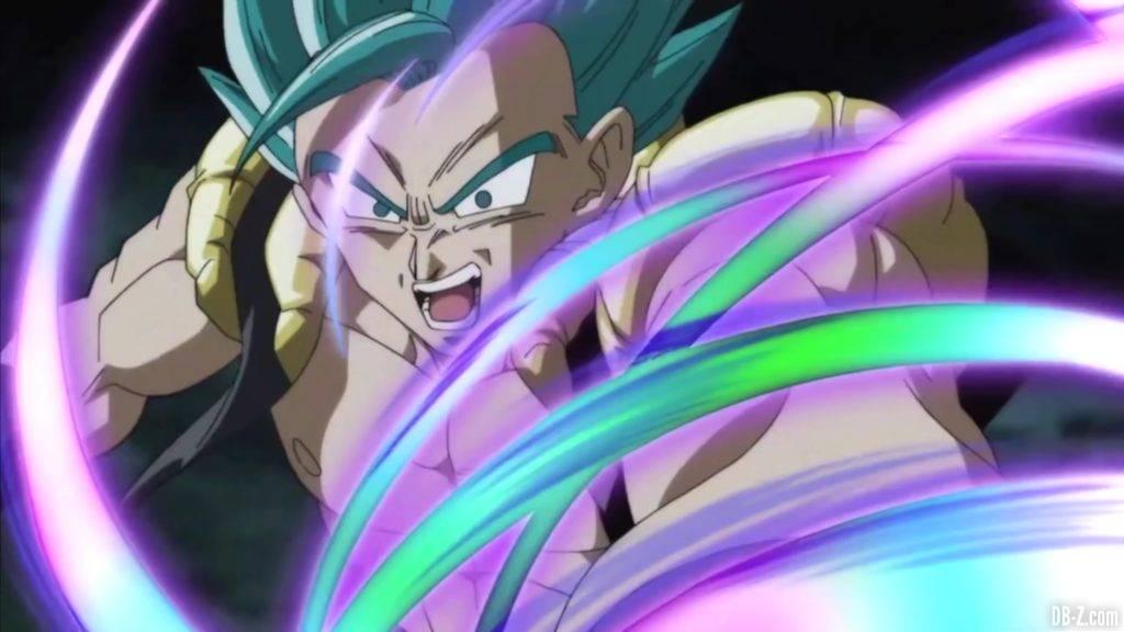 Super Dragon Ball Heroes Episode 18 Hearts vs Gogeta 16