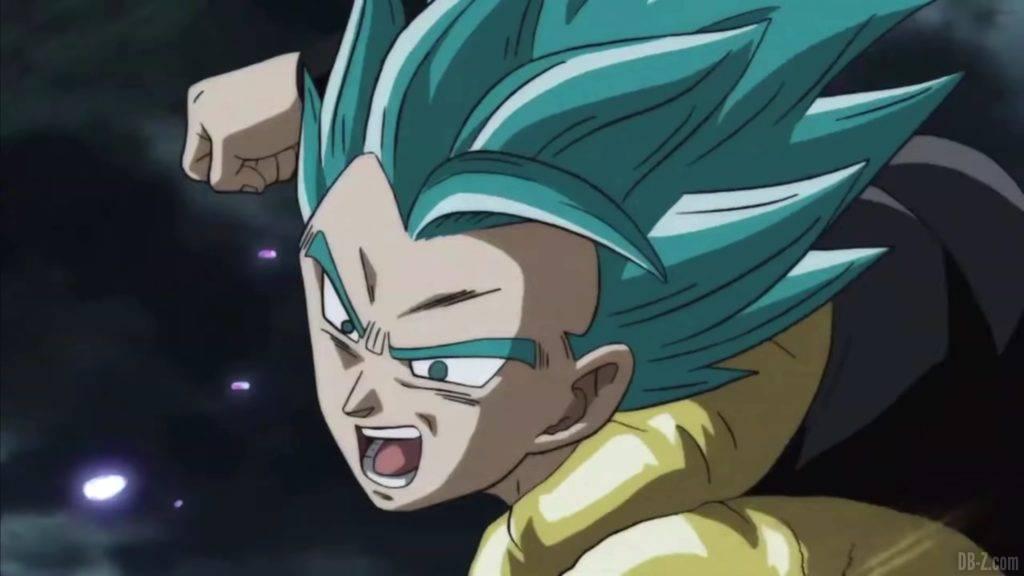 Super Dragon Ball Heroes Episode 18 Hearts vs Gogeta 17