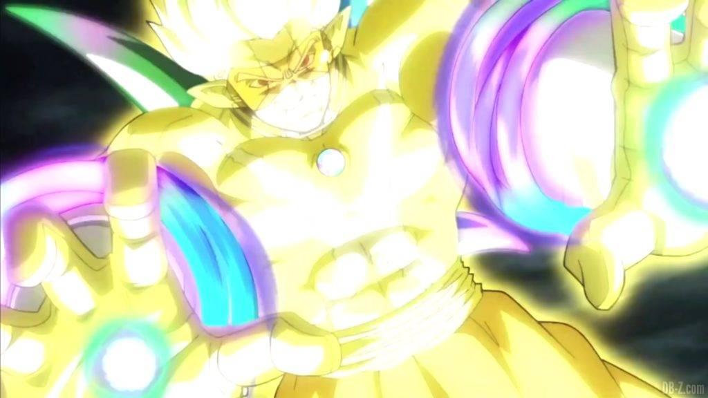 Super Dragon Ball Heroes Episode 18 Hearts vs Gogeta 18