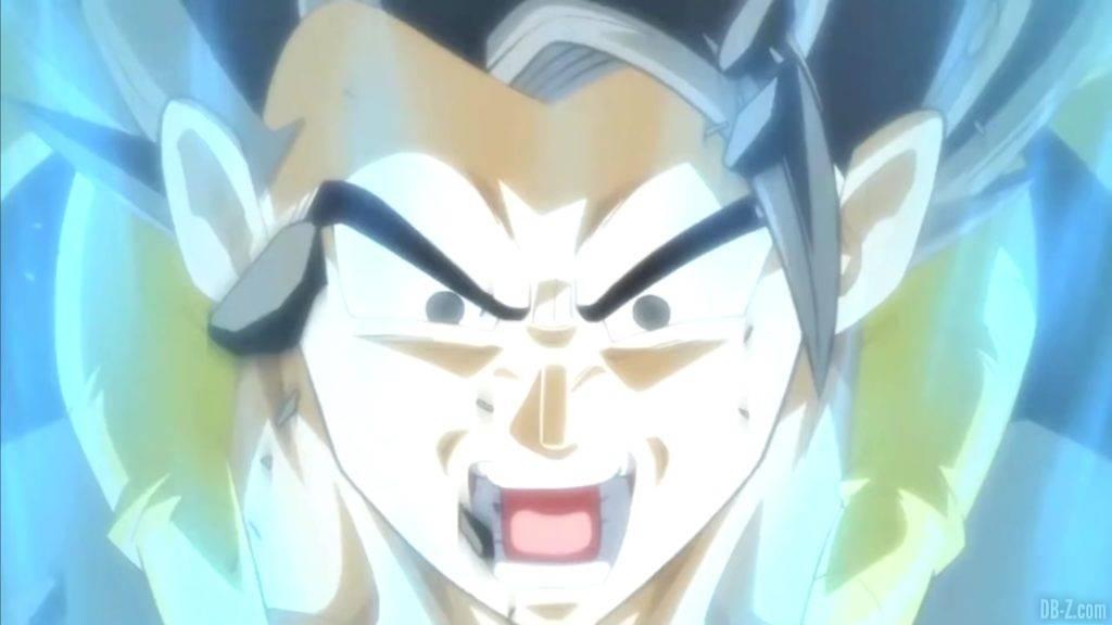 Super Dragon Ball Heroes Episode 18 Hearts vs Gogeta 2