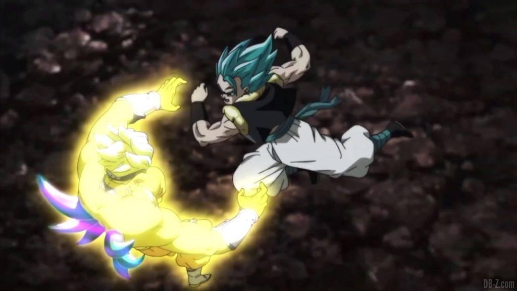 Super Dragon Ball Heroes Episode 18 Hearts vs Gogeta 20
