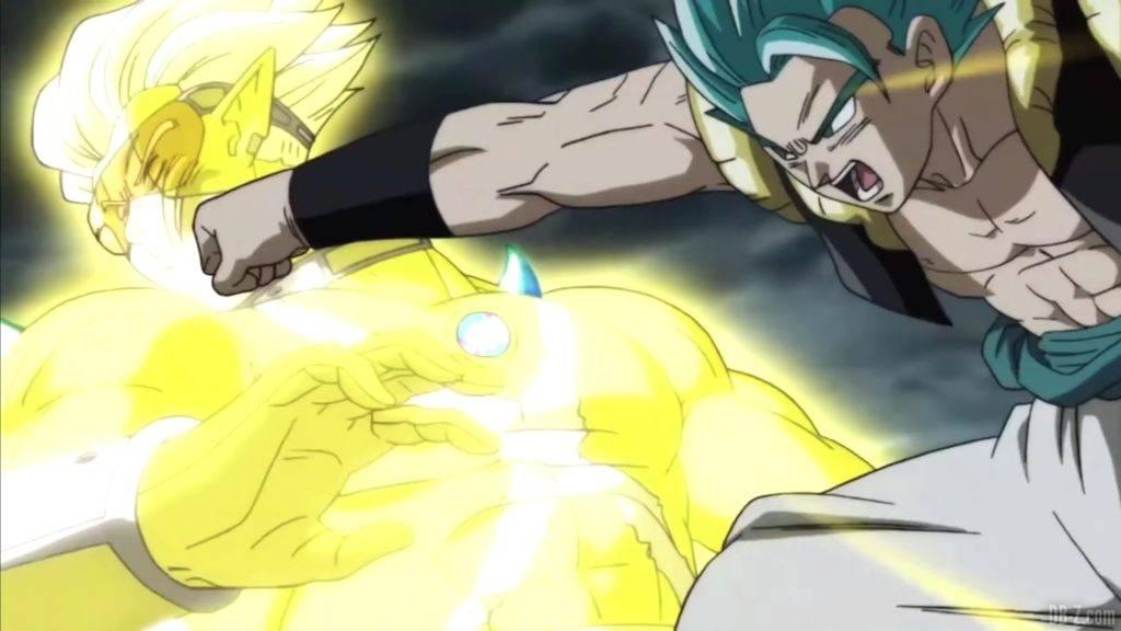 Super Dragon Ball Heroes Episode 18 Hearts vs Gogeta 21