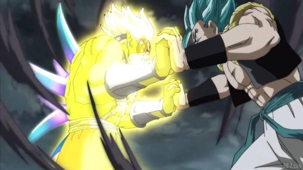 Super Dragon Ball Heroes Episode 18 Hearts vs Gogeta 23