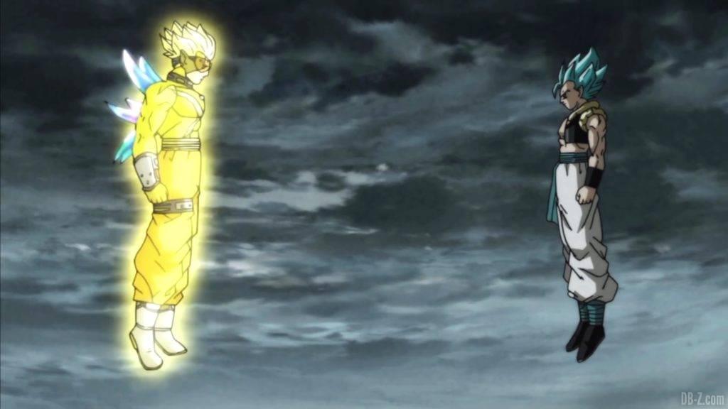 Super Dragon Ball Heroes Episode 18 Hearts vs Gogeta 25