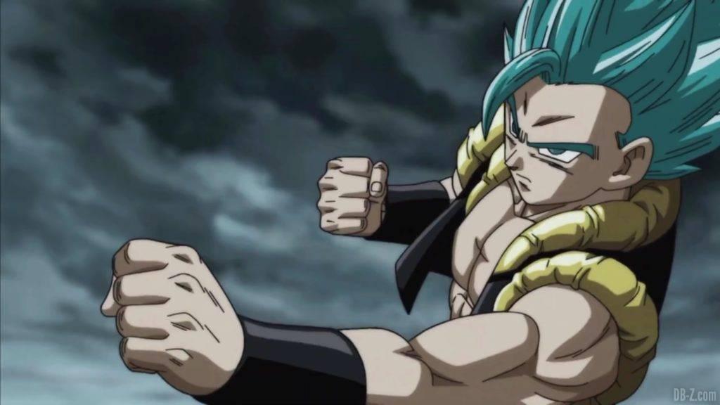 Super Dragon Ball Heroes Episode 18 Hearts vs Gogeta 26