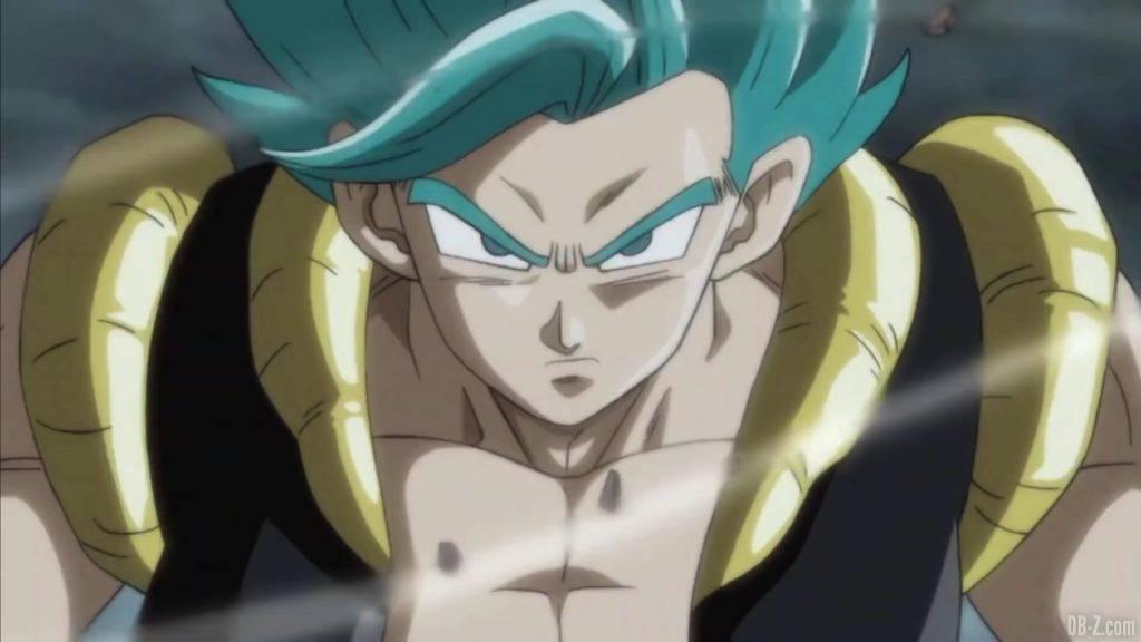 Super Dragon Ball Heroes Episode 18 Hearts vs Gogeta 27
