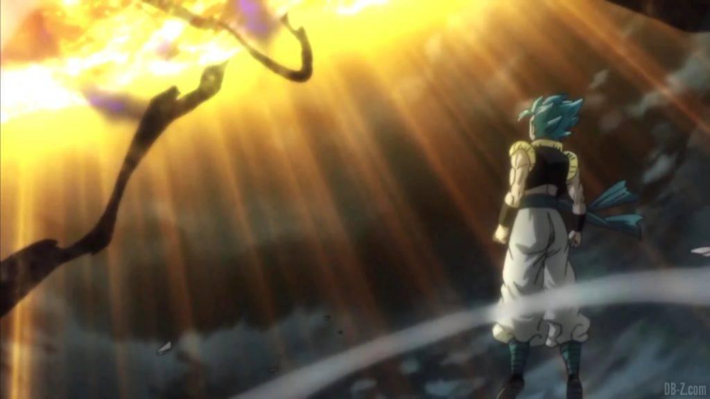 Super Dragon Ball Heroes Episode 18 Hearts vs Gogeta 28