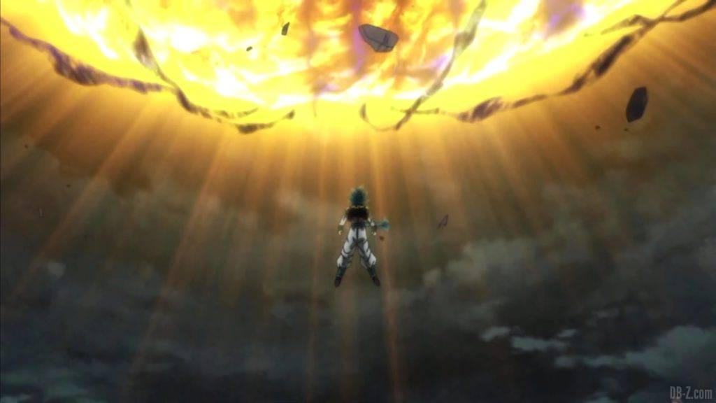Super Dragon Ball Heroes Episode 18 Hearts vs Gogeta 30