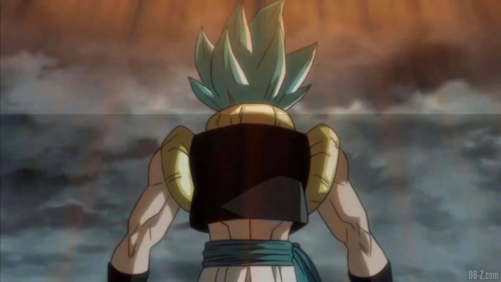 Super Dragon Ball Heroes Episode 18 Hearts vs Gogeta 31