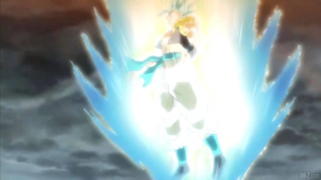 Super Dragon Ball Heroes Episode 18 Hearts vs Gogeta 32