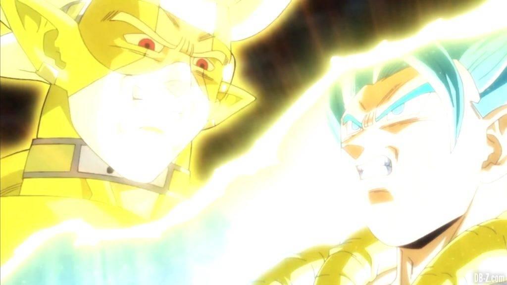 Super Dragon Ball Heroes Episode 18 Hearts vs Gogeta 33