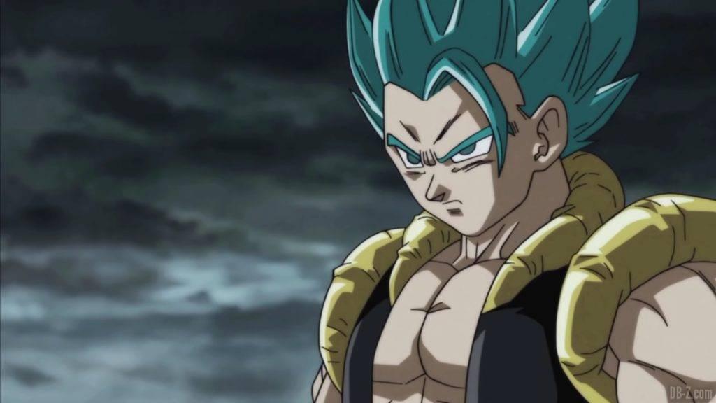 Super Dragon Ball Heroes Episode 18 Hearts vs Gogeta 5