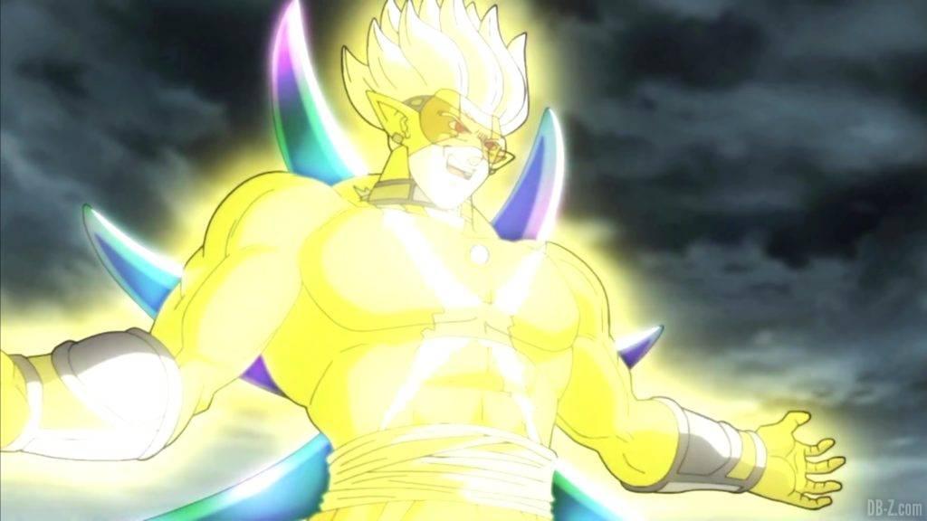 Super Dragon Ball Heroes Episode 18 Hearts vs Gogeta 6