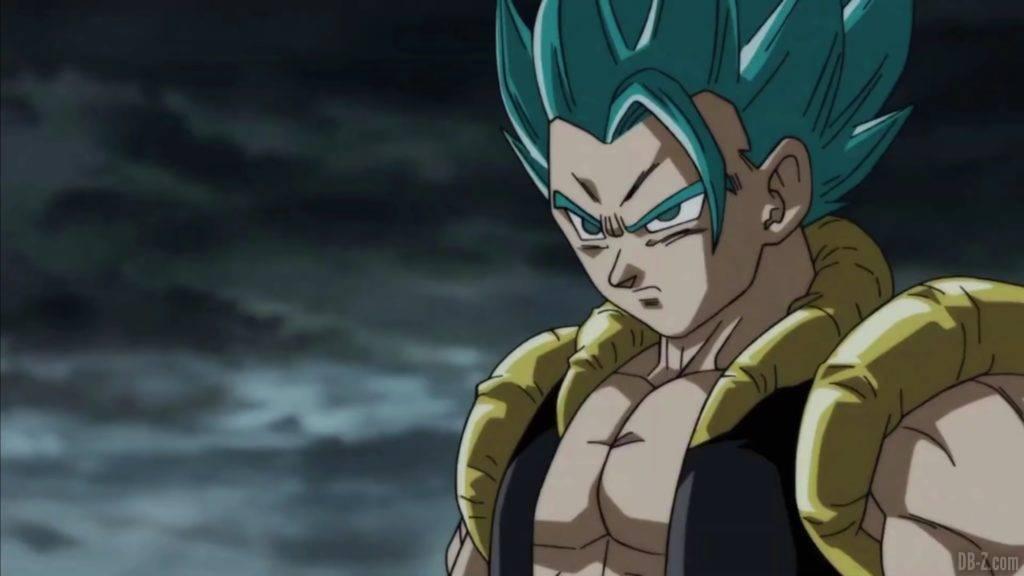 Super Dragon Ball Heroes Episode 18 Hearts vs Gogeta 7